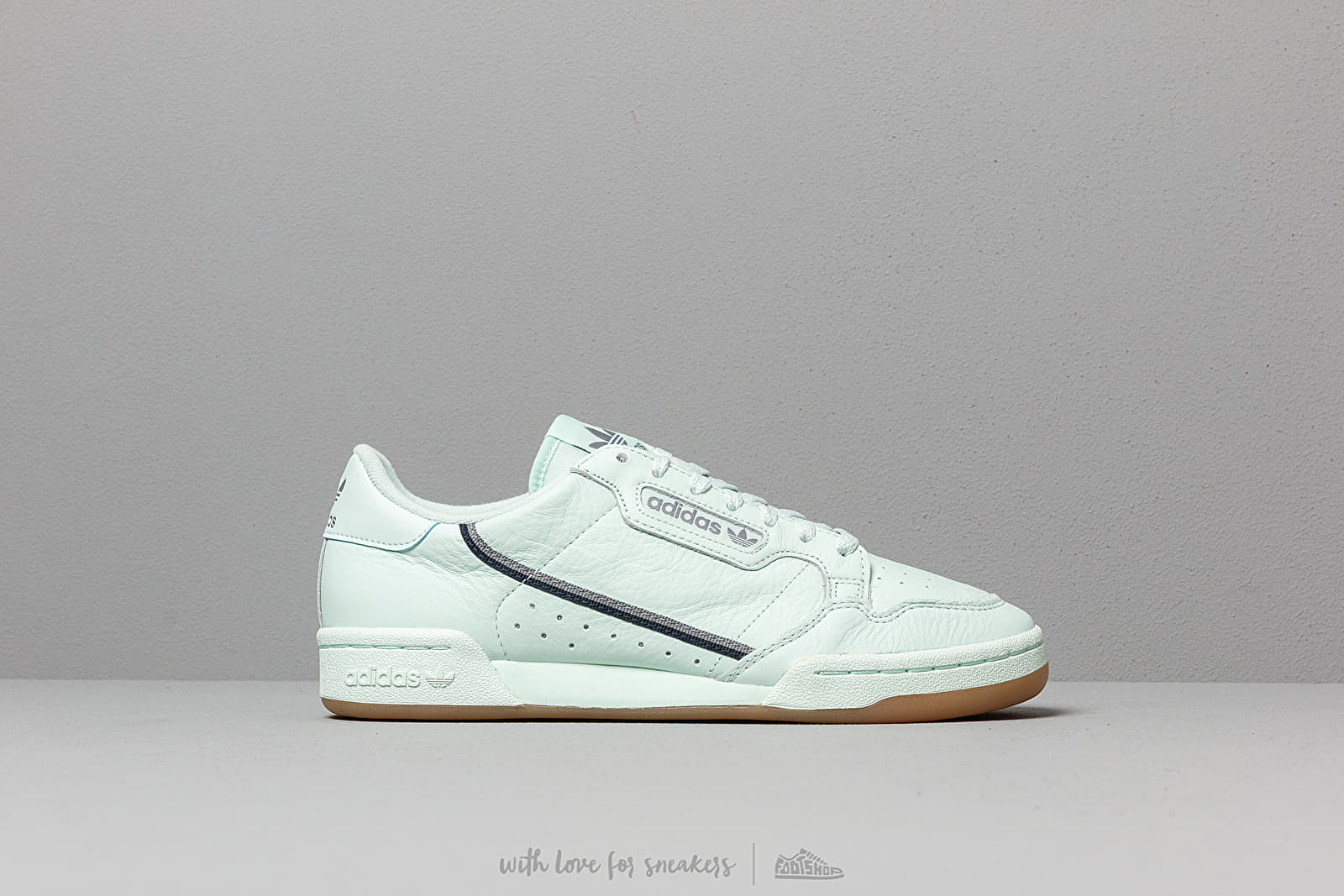 adidas Continental 80Ice Mint/ Collegiate Navy/ Grey
