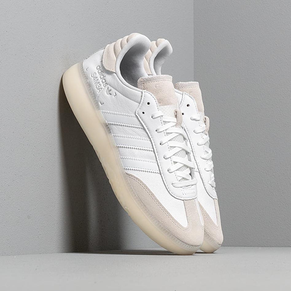adidas Samba Rm Ftw White/ Ftw White/ Grey Two