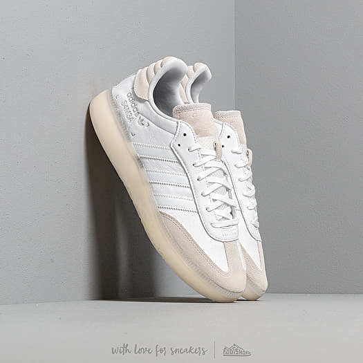 adidas Samba Rm Ftw White/ Ftw White/ Grey Two | Footshop