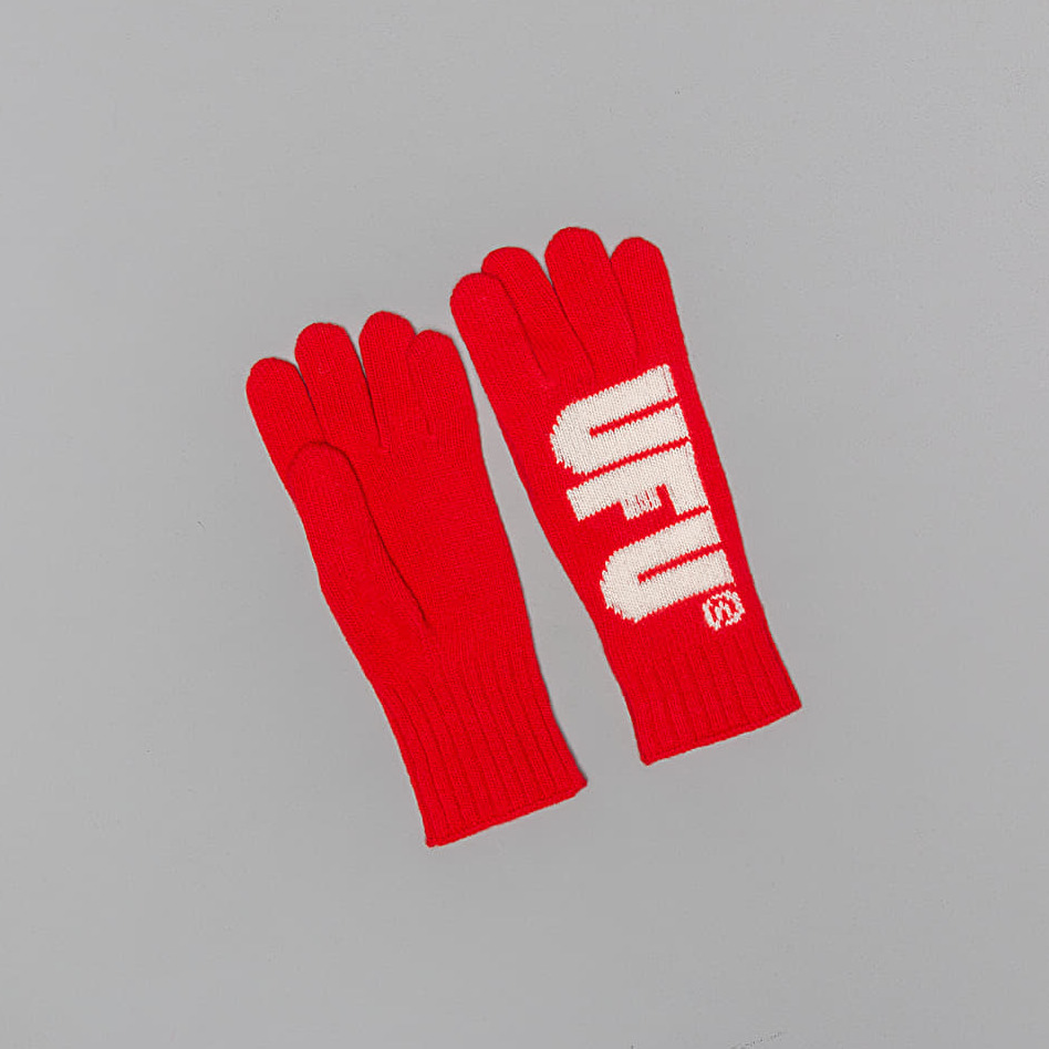 Used Future Universal Gloves Red