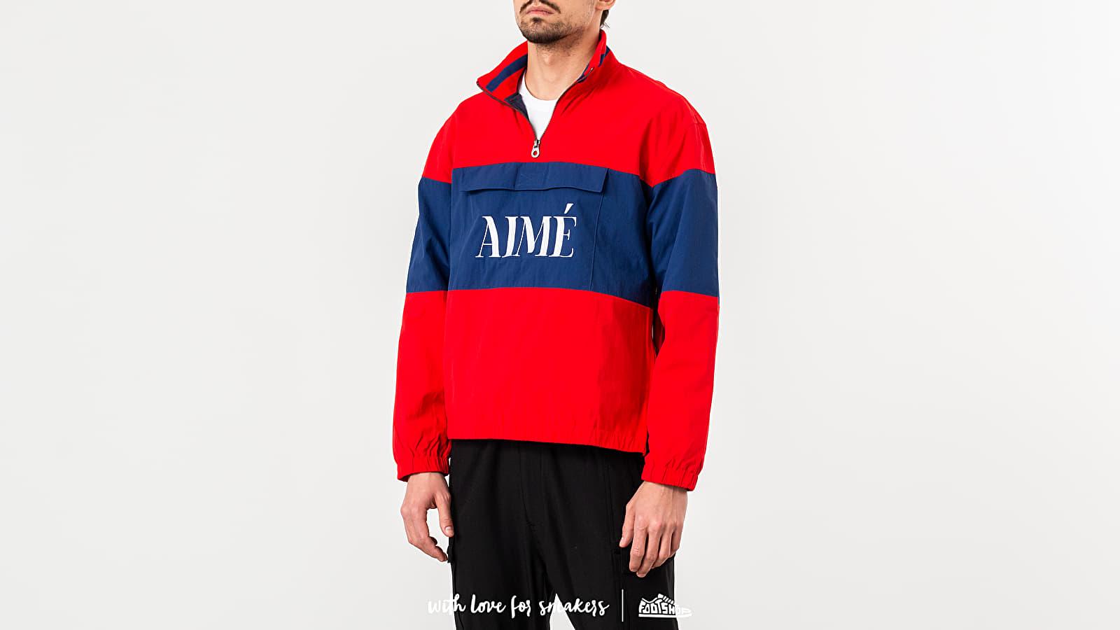 Aimé Leon Dore Quarter Zip Pullover Jacket