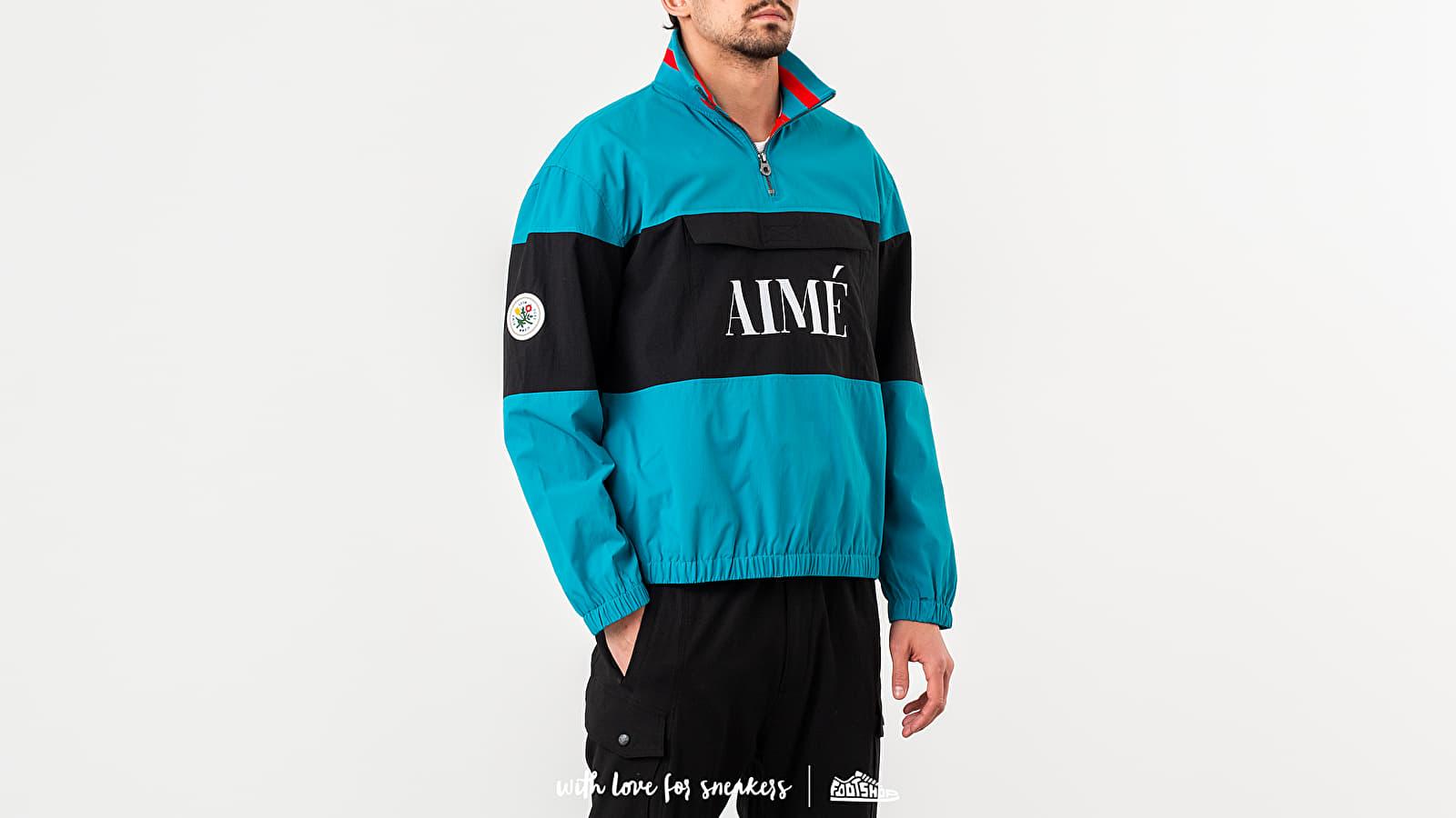 Aime Leon Dore Nylon Quarter Zip Pullover Jacket