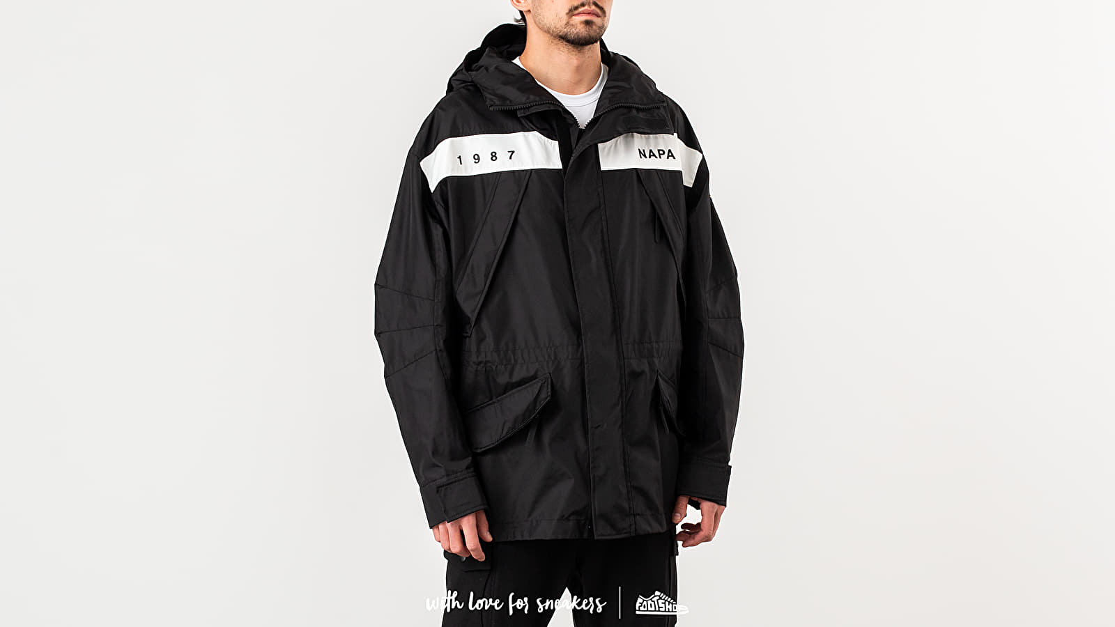 Coach Jackets NAPA by Napapijri Epoch Summer Jacket Black