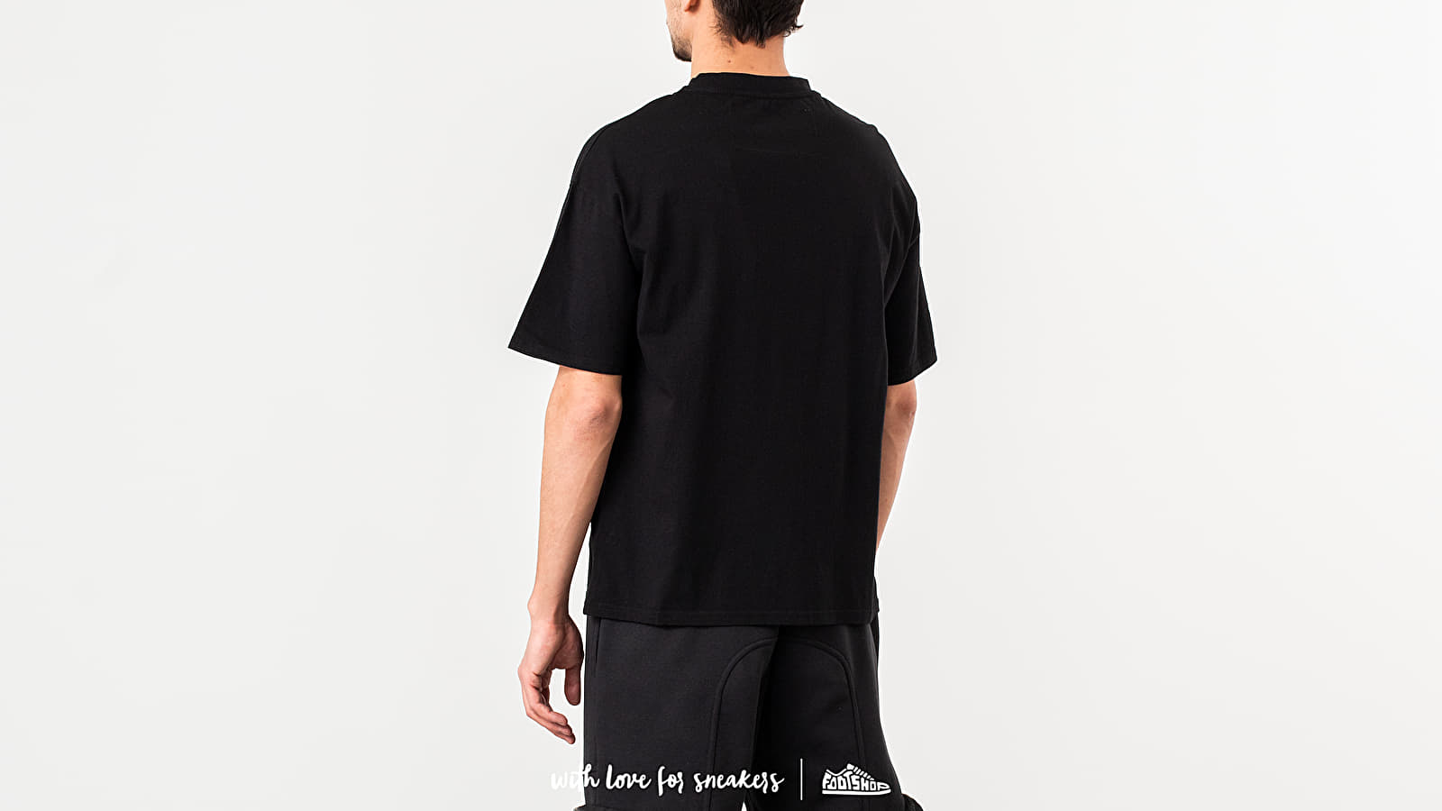5c968e69b8 Oakley by Samuel Ross Block Shortsleeve Tee Blackout at a great price $90  buy at Footshop