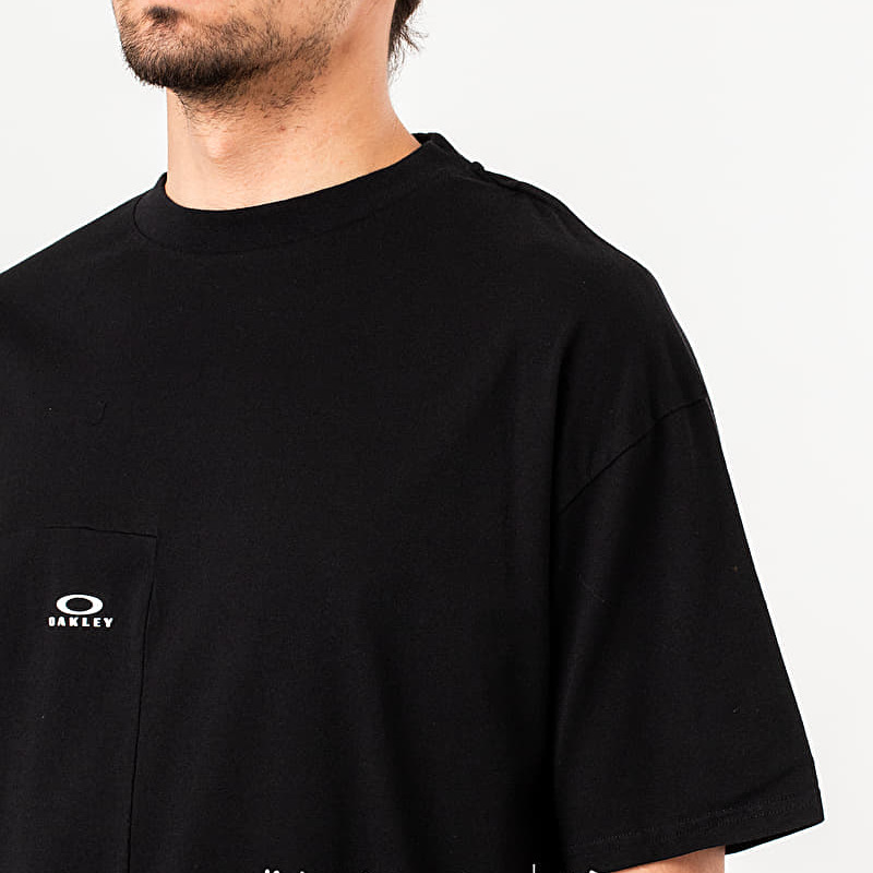 Oakley by Samuel Ross Block Tee Blackout, Black