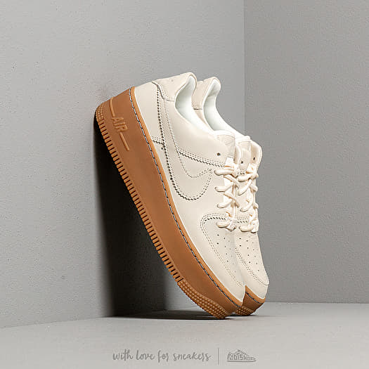 buy online 3120b 193d9 Nike W Air Force 1 Sage Low Lx Pale Ivory/ Pale Ivory-Gum ...