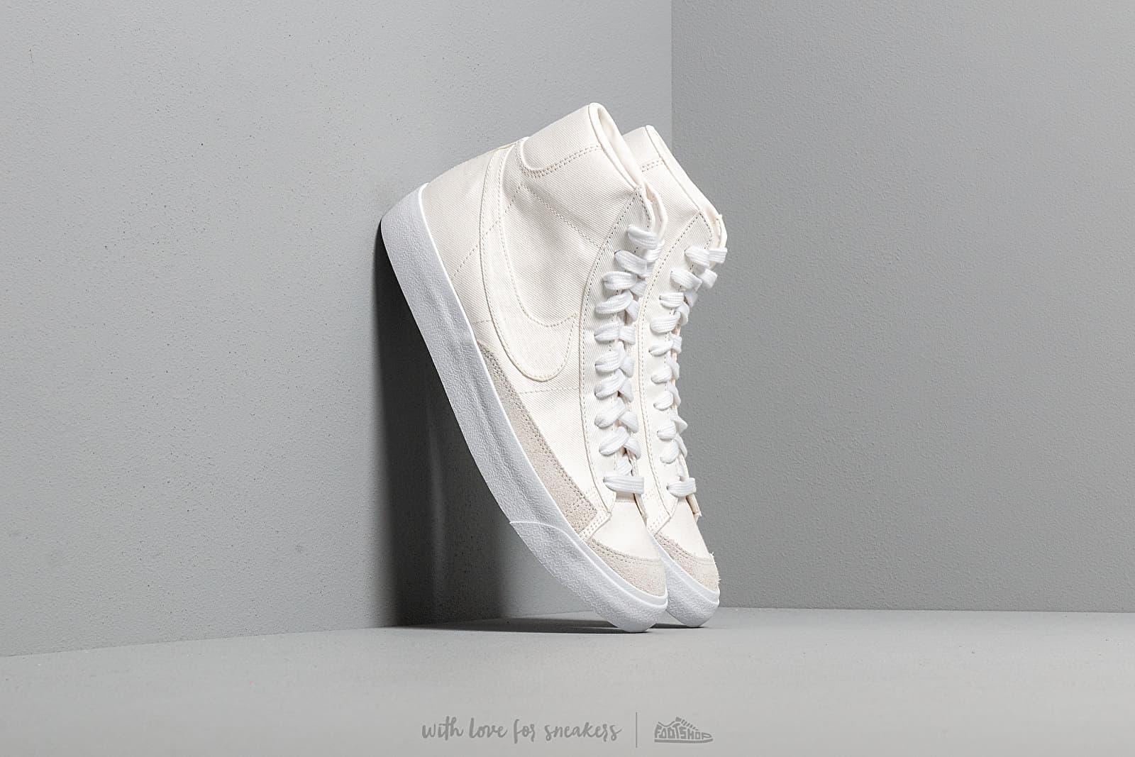 casamentero hipótesis Ejecutante  Men's shoes Nike Blazer MID '77 Vintage WE Sail/ Sail-Sail-White | Footshop
