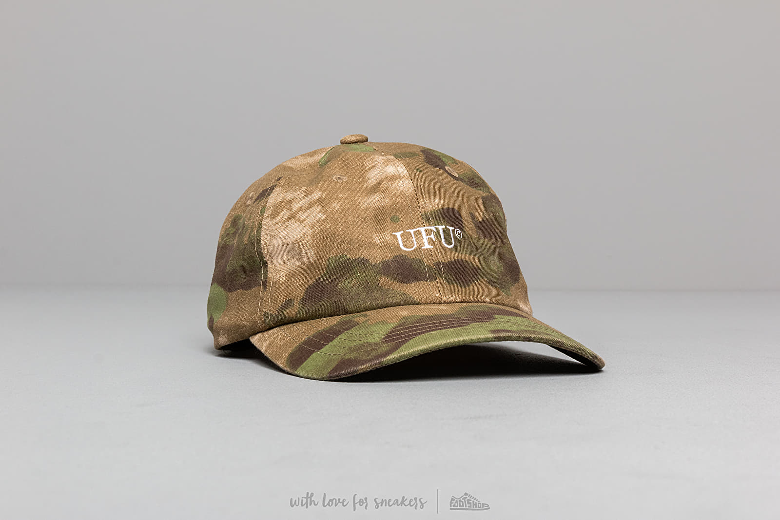 Used Future Universal Camo Cap