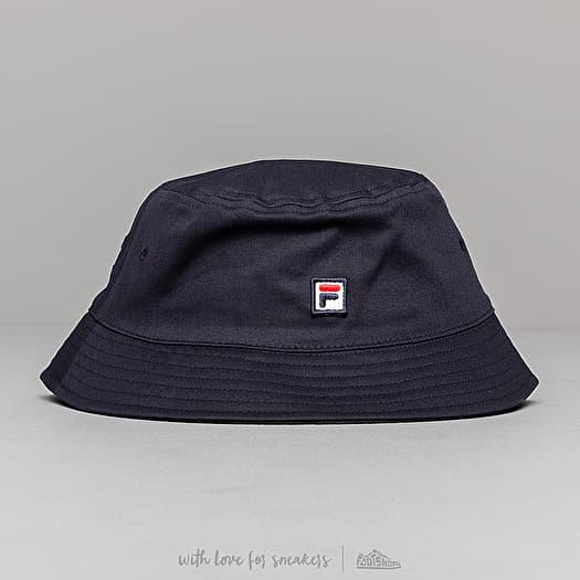 f01624fa3b43f Kappa Authentic Ayumen Bucket Hat Black