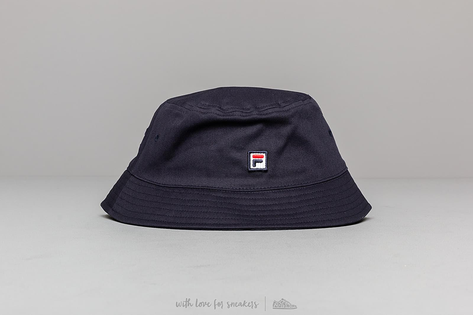 6b0bc4c790 FILA Bucket Hat Flexfit Black Iris