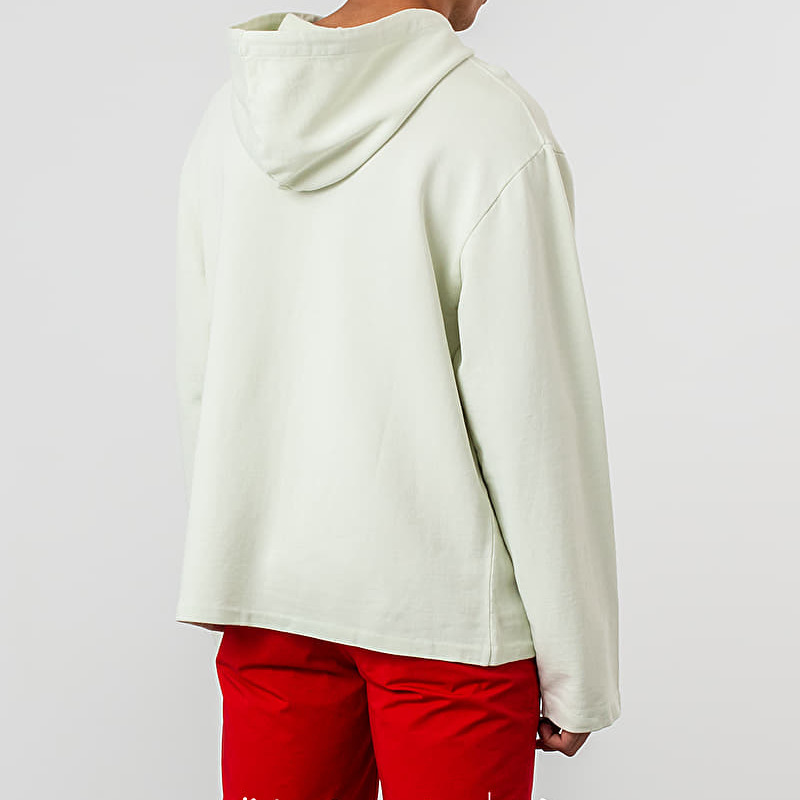 Our Legacy Loose Hoodie Translucent White