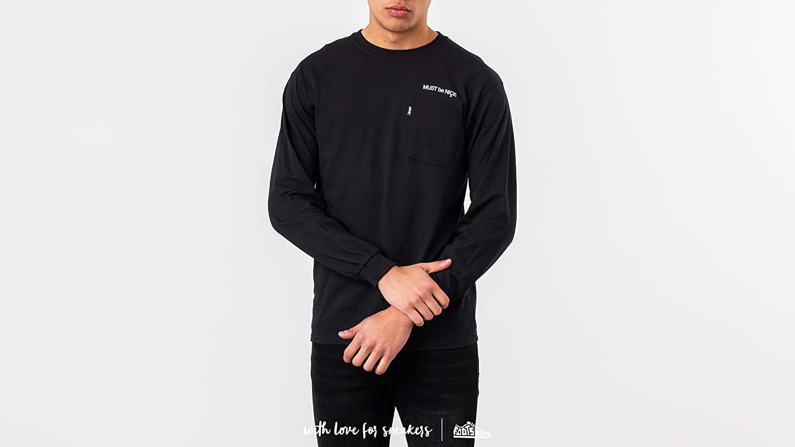 RIPNDIP Nermus Long Sleeve Black za skvelú cenu 51 € kúpite na Footshop.sk