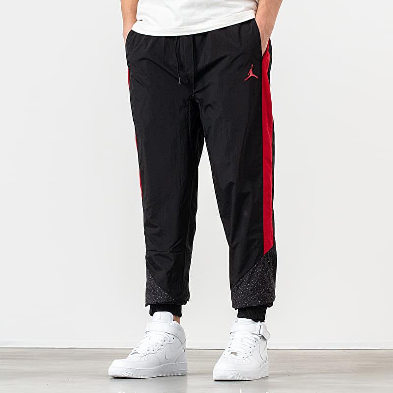 Jordan Diamond Cement Pants Black/ Gym Red