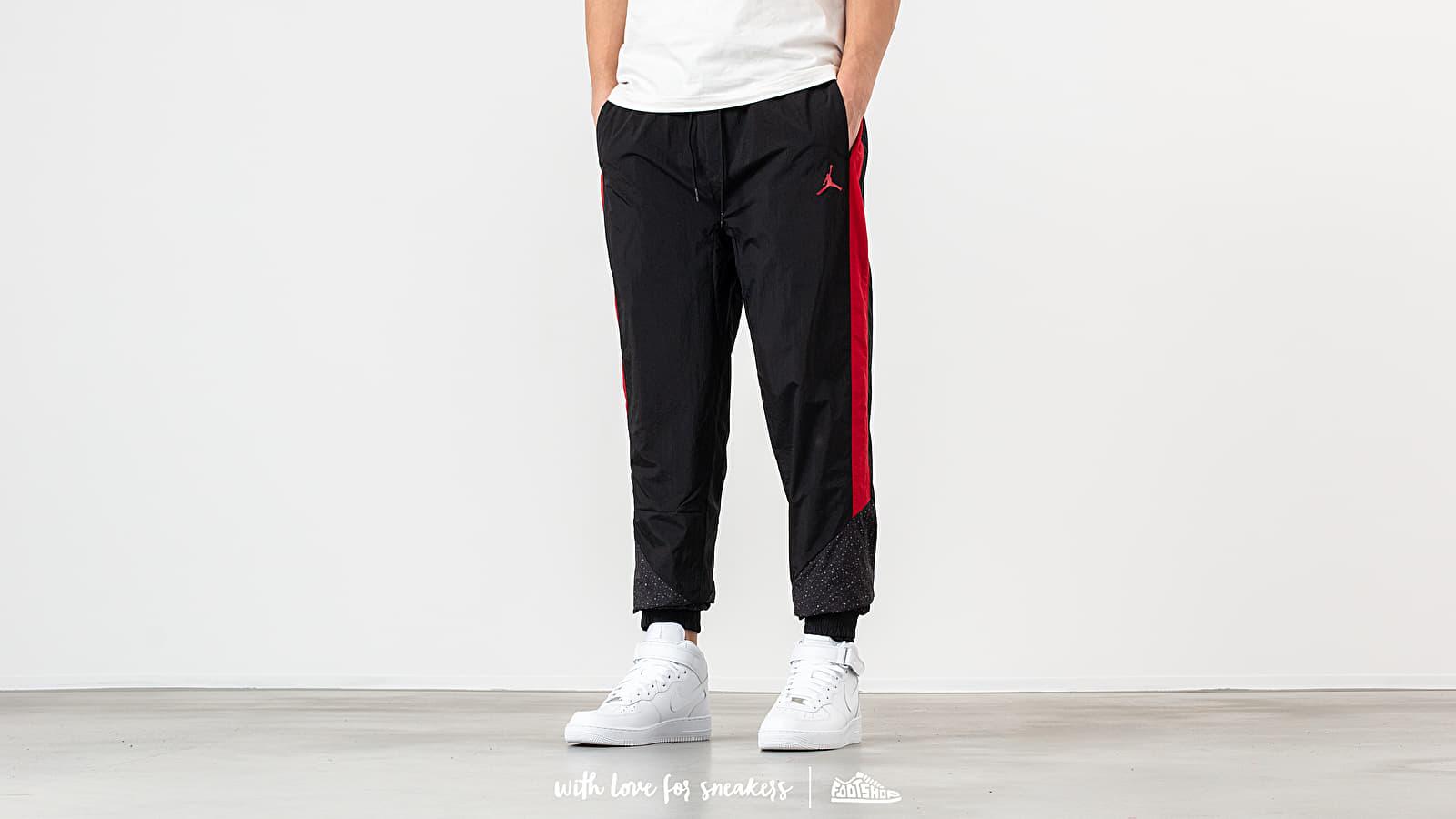 106ab9eda Jordan Diamond Cement Pants Black/ Gym Red at a great price 79 € buy at