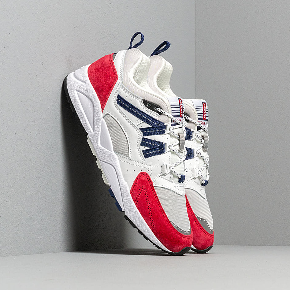 Karhu Fusion 2.0 Bright White/ Barbados Cherry - F804054