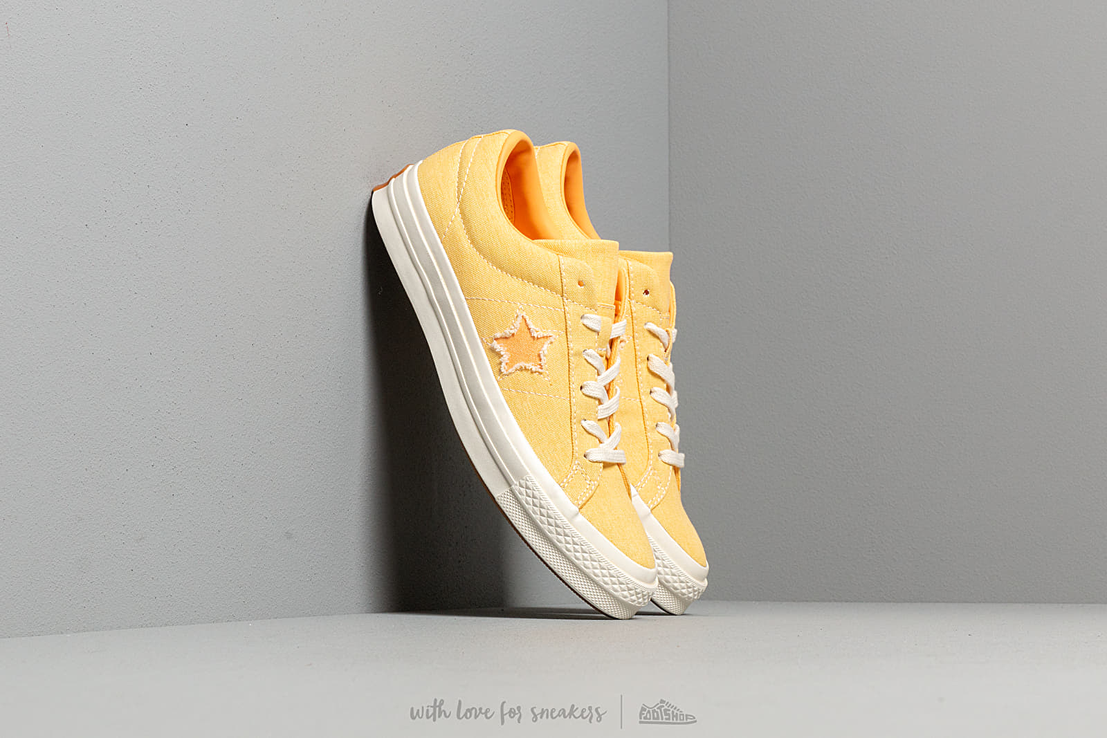 Converse One Star OX Butter Yellow/ Melon Baller at a great price 81 € buy at Footshop