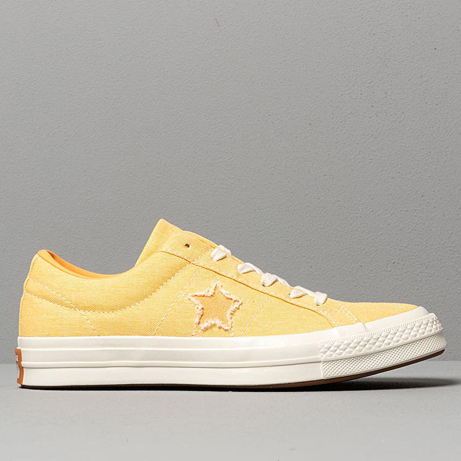 Converse One Star OX Butter Yellow/ Melon Baller
