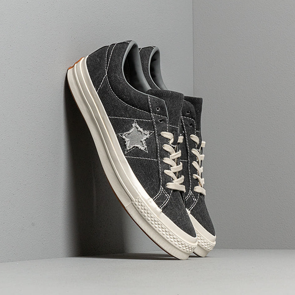 Converse One Star OX Black/ Mason/ Egret EUR 42.5