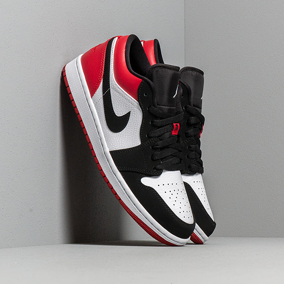 pretty cheap buying cheap many fashionable Jordan executive low gym red black white | Stojizato.sme.sk