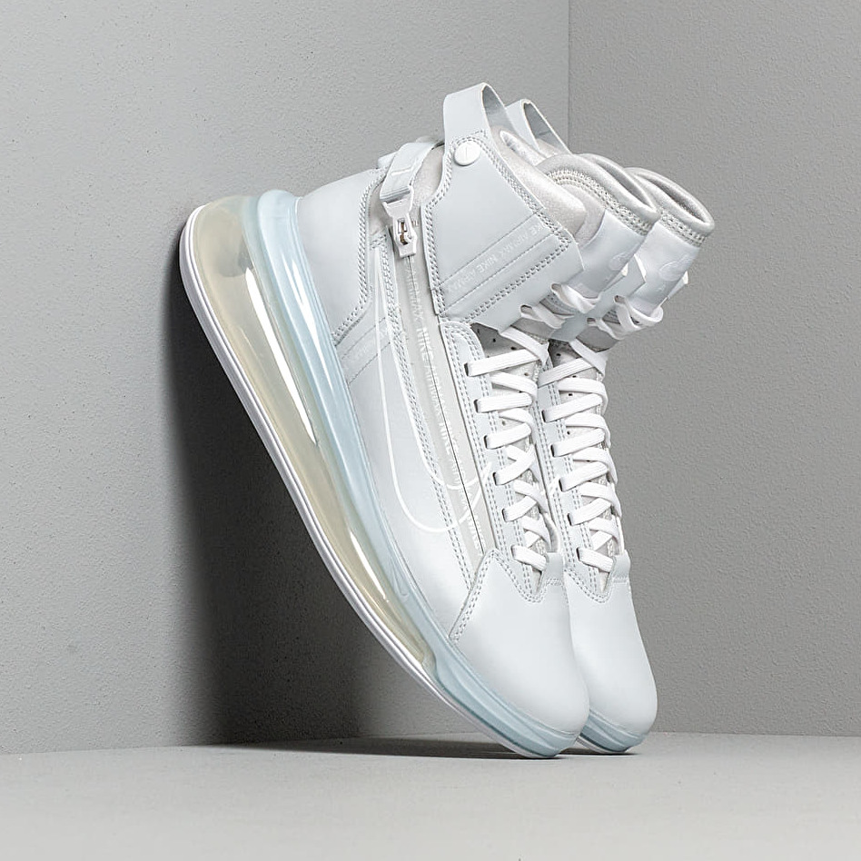 Nike Air Max 720 Saturn Pure Platinum/ White
