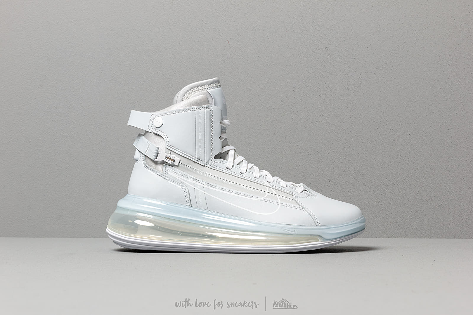 Nike Air Max 720 Saturn Pure Platinum White | Footshop