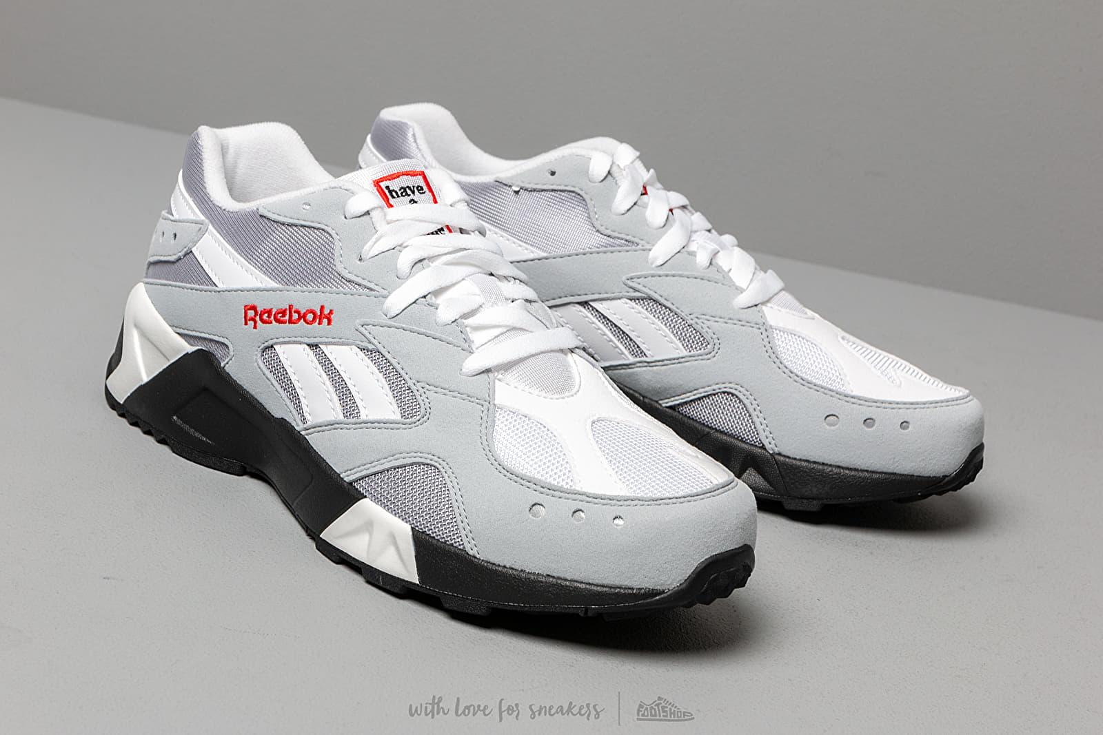 Dislocación Sentimental Empírico  Men's shoes Reebok x Have a Good Time Aztrek Cool Shadow/ Cold Grey/ White    Footshop