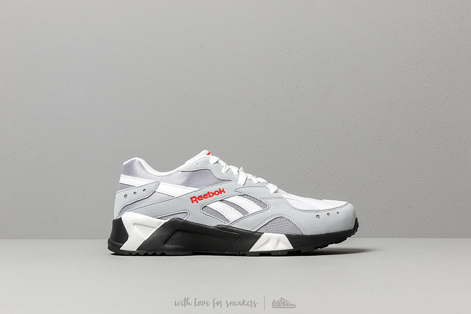 64cca477b97 Reebok x Have a Good Time Aztrek Cool Shadow  Cold Grey  White at a