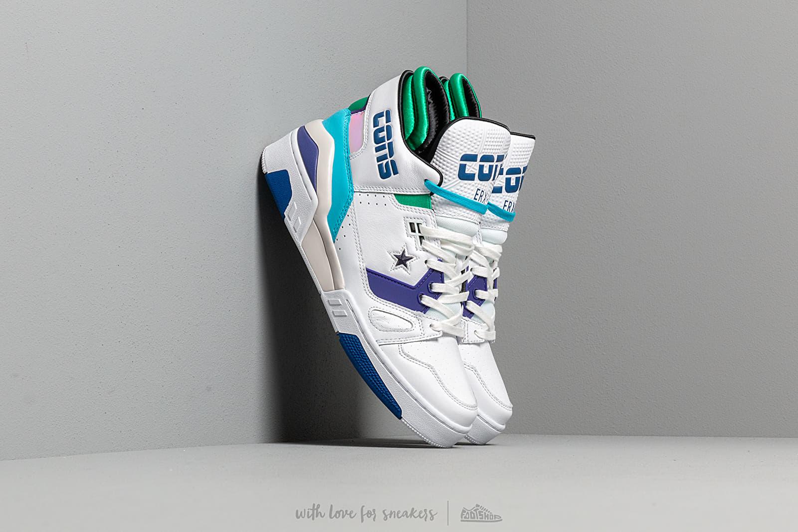 Converse ERX 260 Mid White/ Court Purple/ Bold Jade za skvělou cenu 3 290 Kč koupíte na Footshop.cz