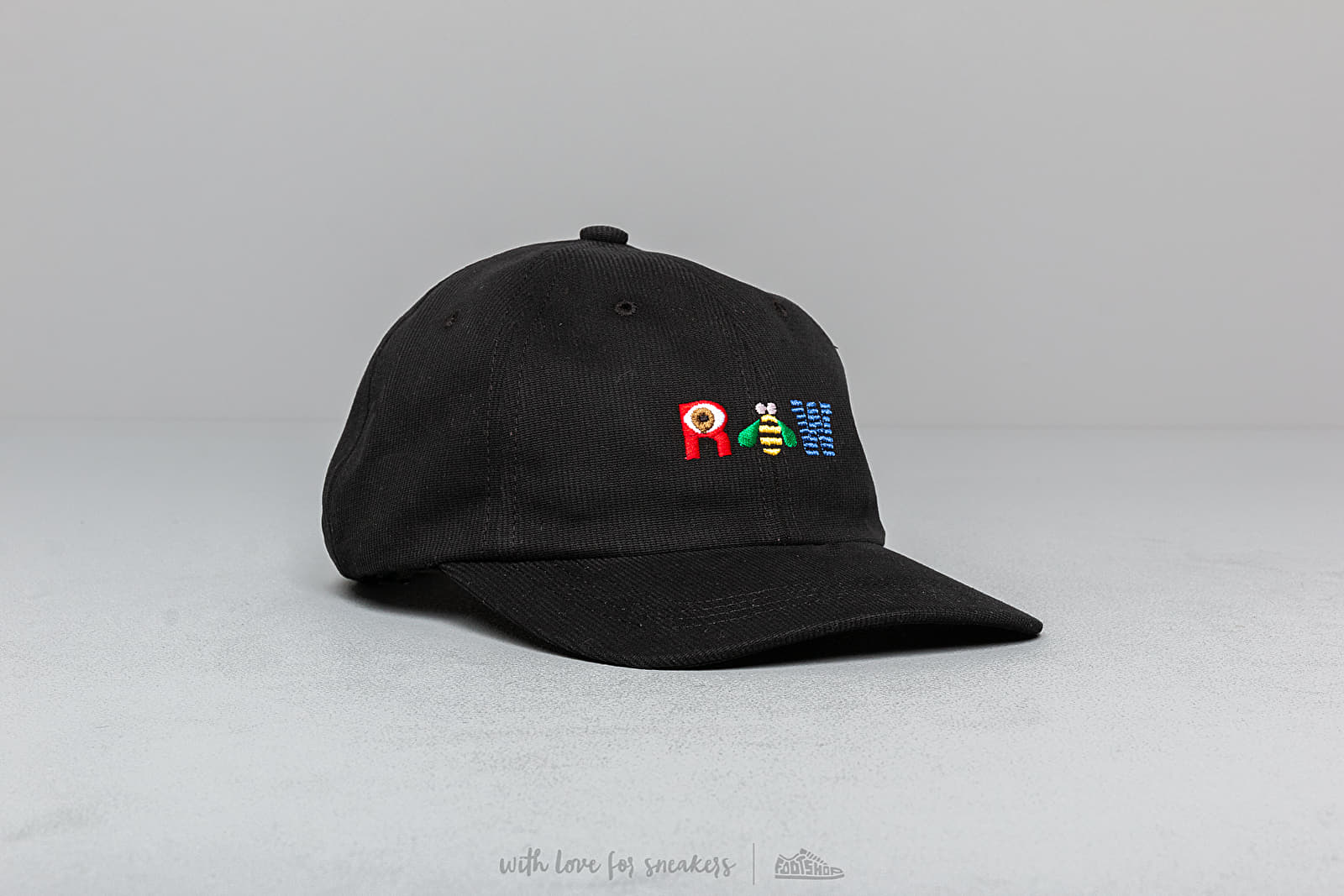 Raised by Wolves R Bee W Dad Cap