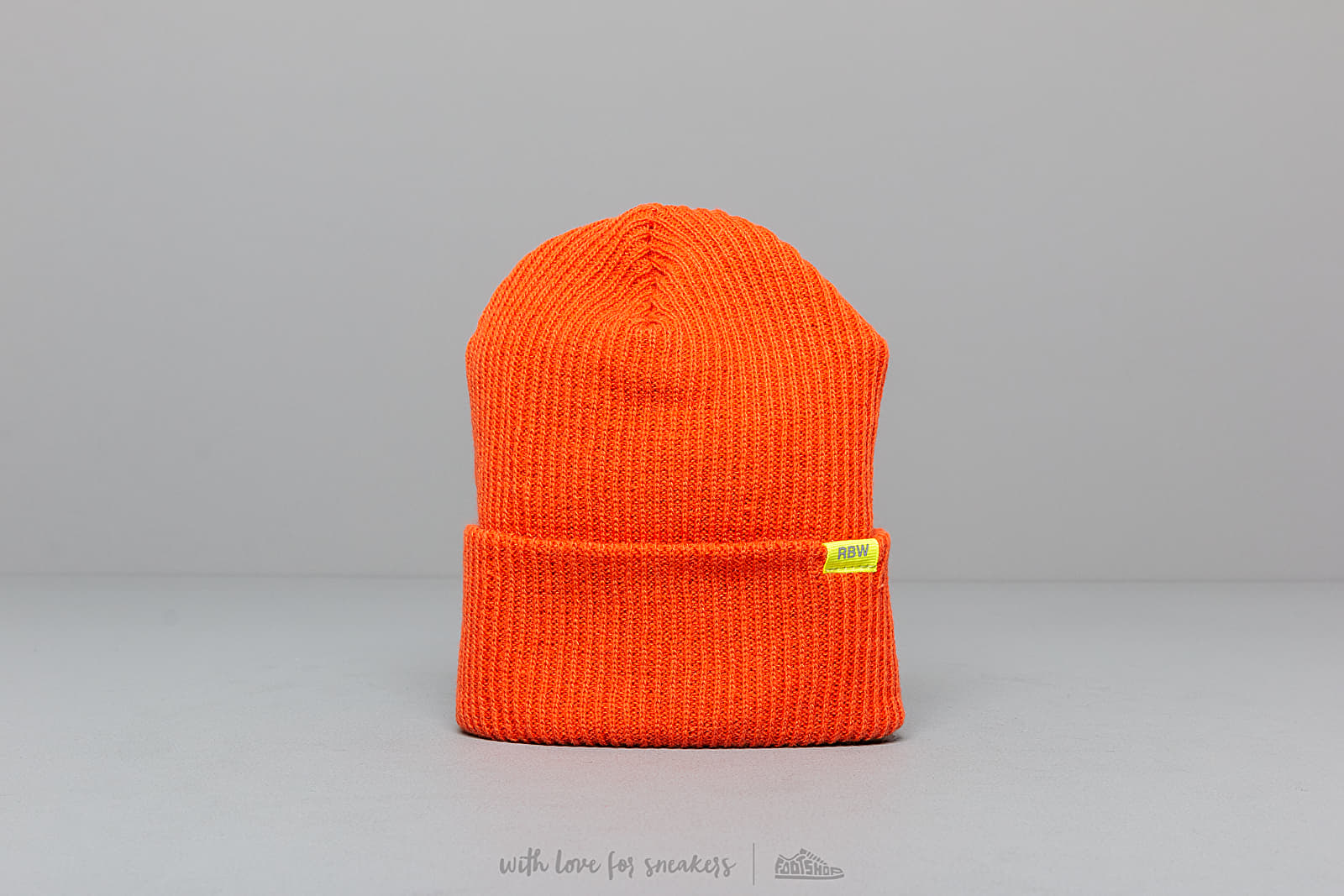 Raised by Wolves Lightweight Watch Cap Safety Orange a muy buen precio 17 € comprar en Footshop