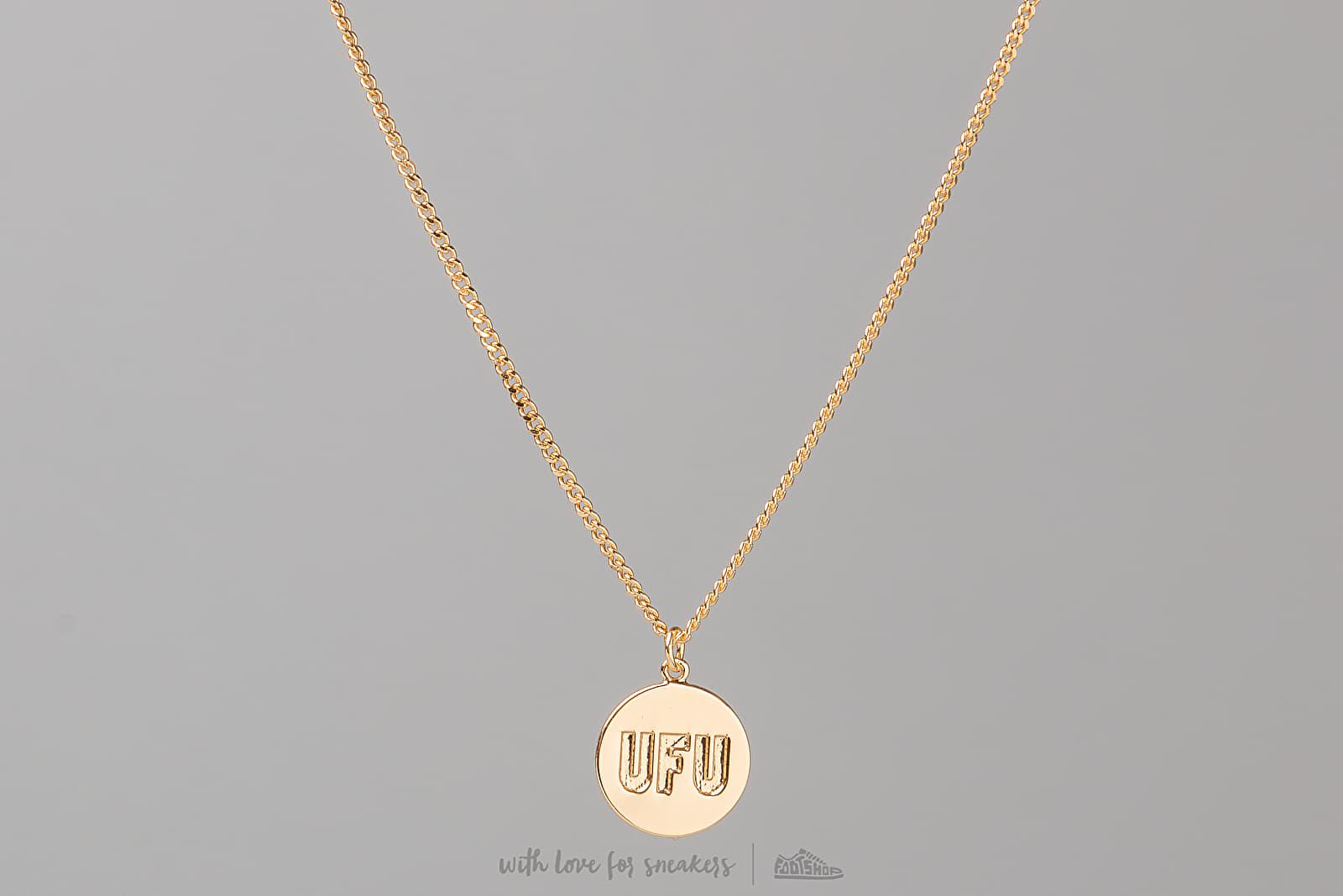 Used Future Universal Circle Necklace Gold za skvelú cenu 62 € kúpite na Footshop.sk