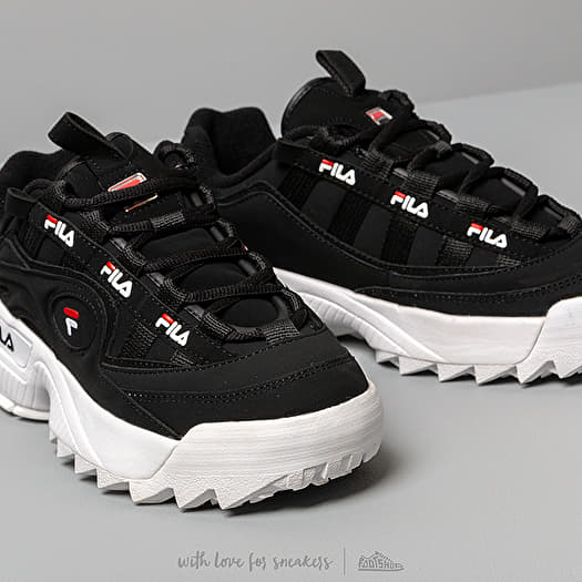 Women's shoes FILA D-Formation W Black