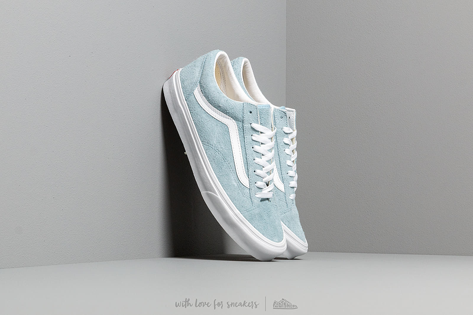 Vans Style 36 (Hairysuede) Cool Blue at a great price 85 € buy at Footshop
