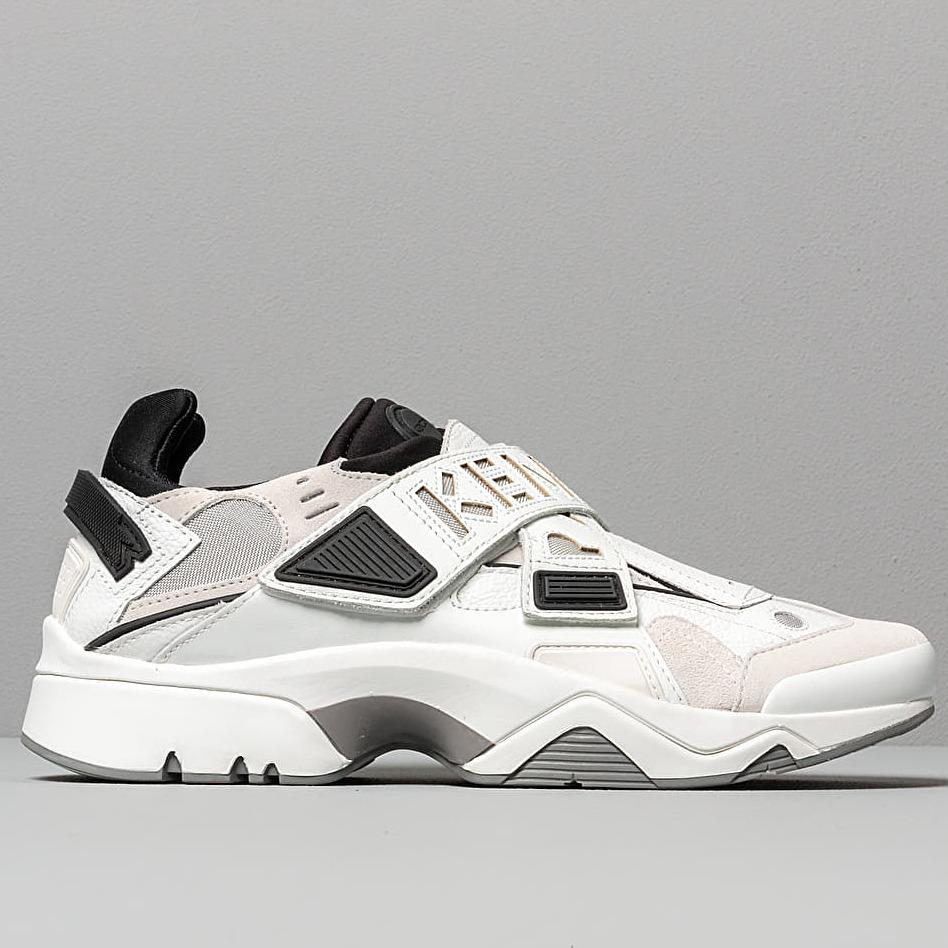 KENZO New Sonic Sneakers White/ Grey/ Black