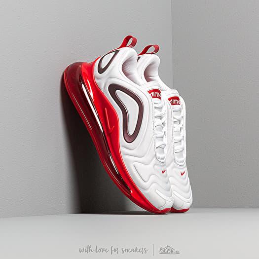 Nike W Air Max 720 Se White Gym Red | Footshop