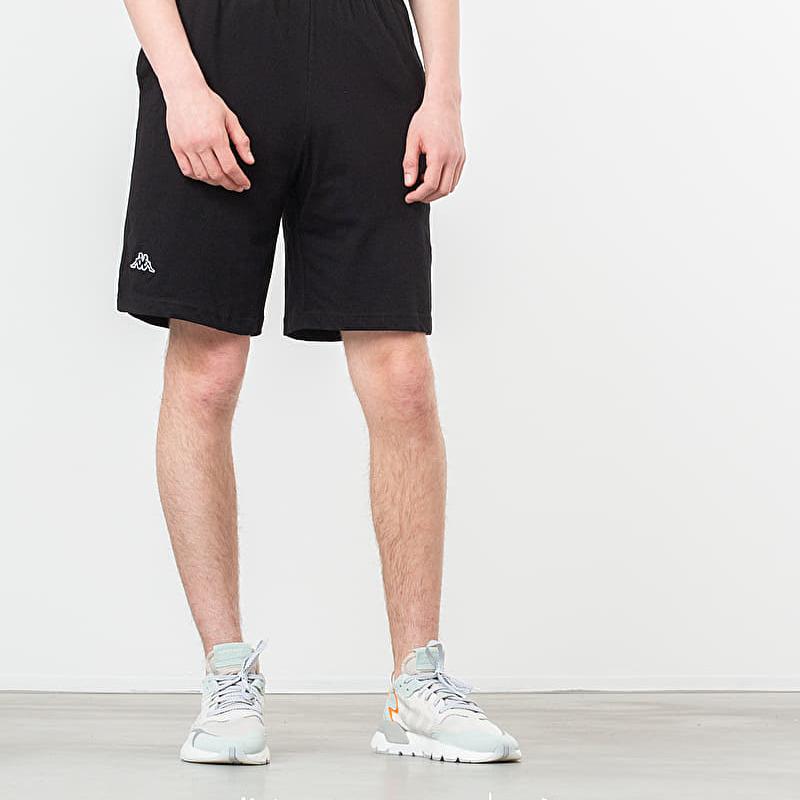 Kappa Logo Cabog Shorts Black