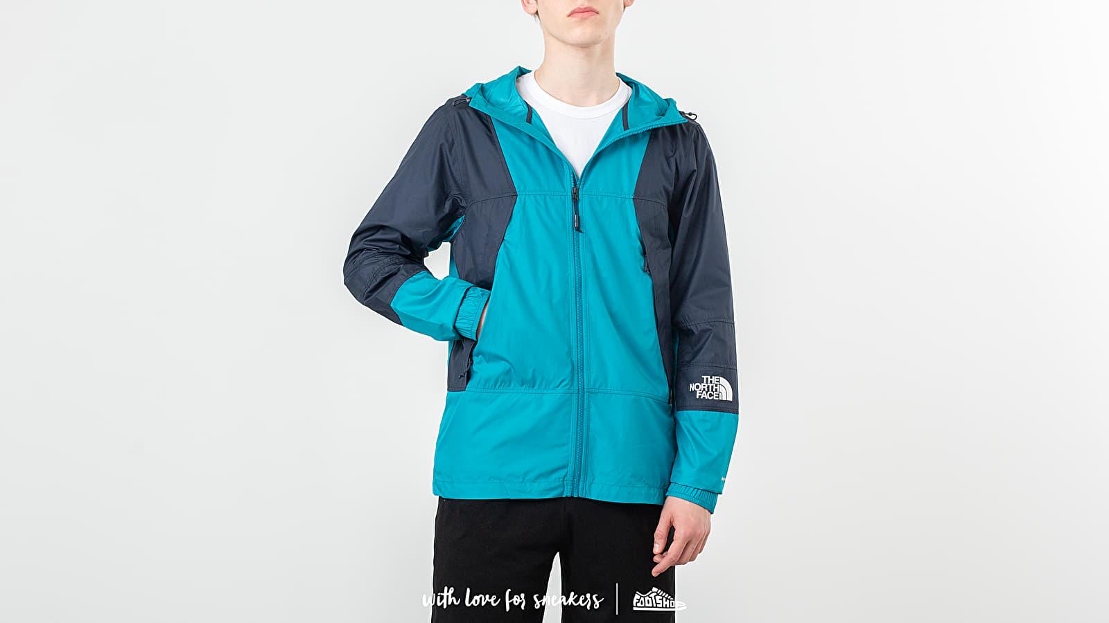The North Face Mountain Light Windshell Jacket Crystal Teal za skvelú cenu 95 € kúpite na Footshop.sk