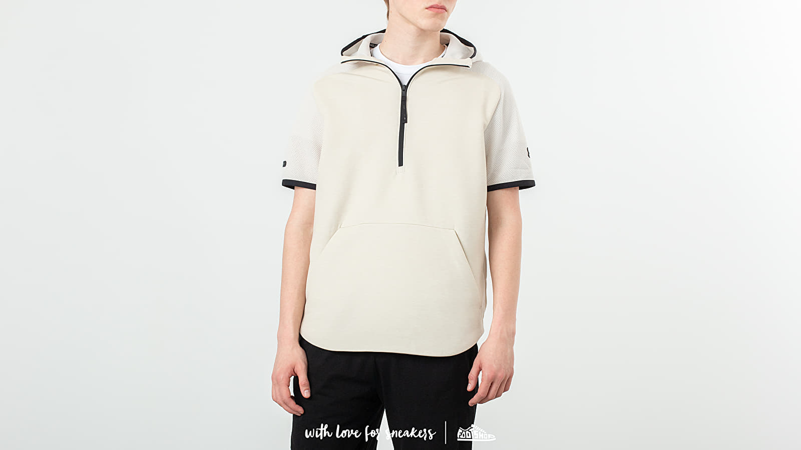 Under Armour Unstoppable Shortsleeve Hoodie