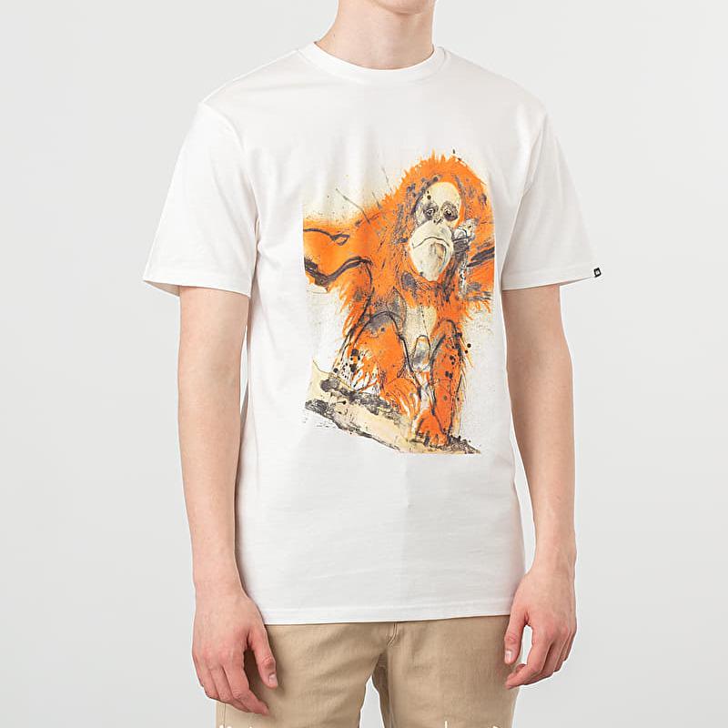Vans x Ralph Steadman Orangutan Tee White