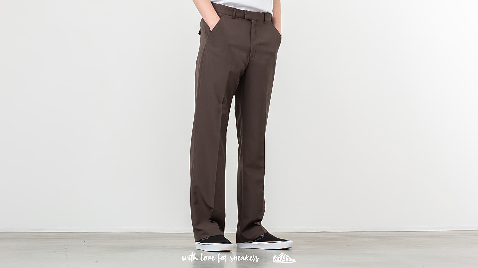 Our Legacy Chino 24 Pants Mudd at a great price 273 € buy at Footshop