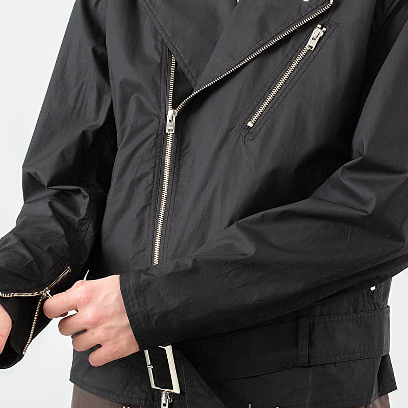 STAMPD Repellant Biker Jacket Black