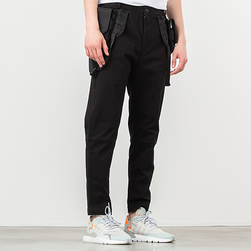 STAMPD Utility Pants Black