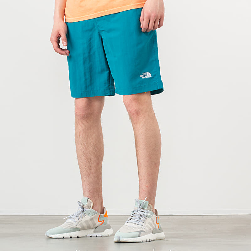 The North Face Class V Rapids Water Short Crystal Teal, Blue