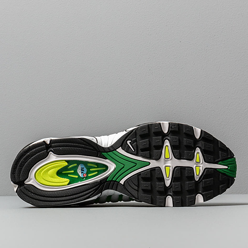 Nike Air Max Tailwind IV White/ Volt-Black-Aloe Verde