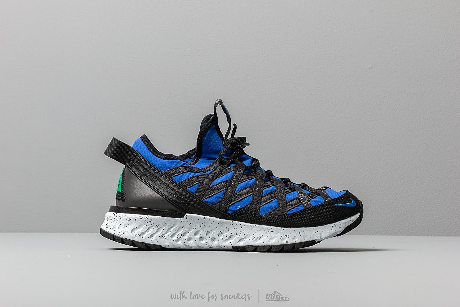 00c137012c721 Nike ACG React Terra Gobe Hyper Royal  Lucid Green-Black au meilleur prix  139