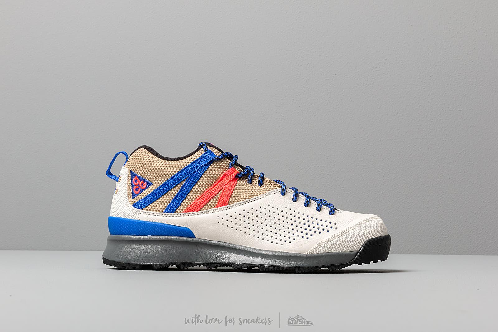 separation shoes c91e4 02cdc Nike Okwahn II Sail  Racer Blue-Racer Pink-Desert a muy buen precio