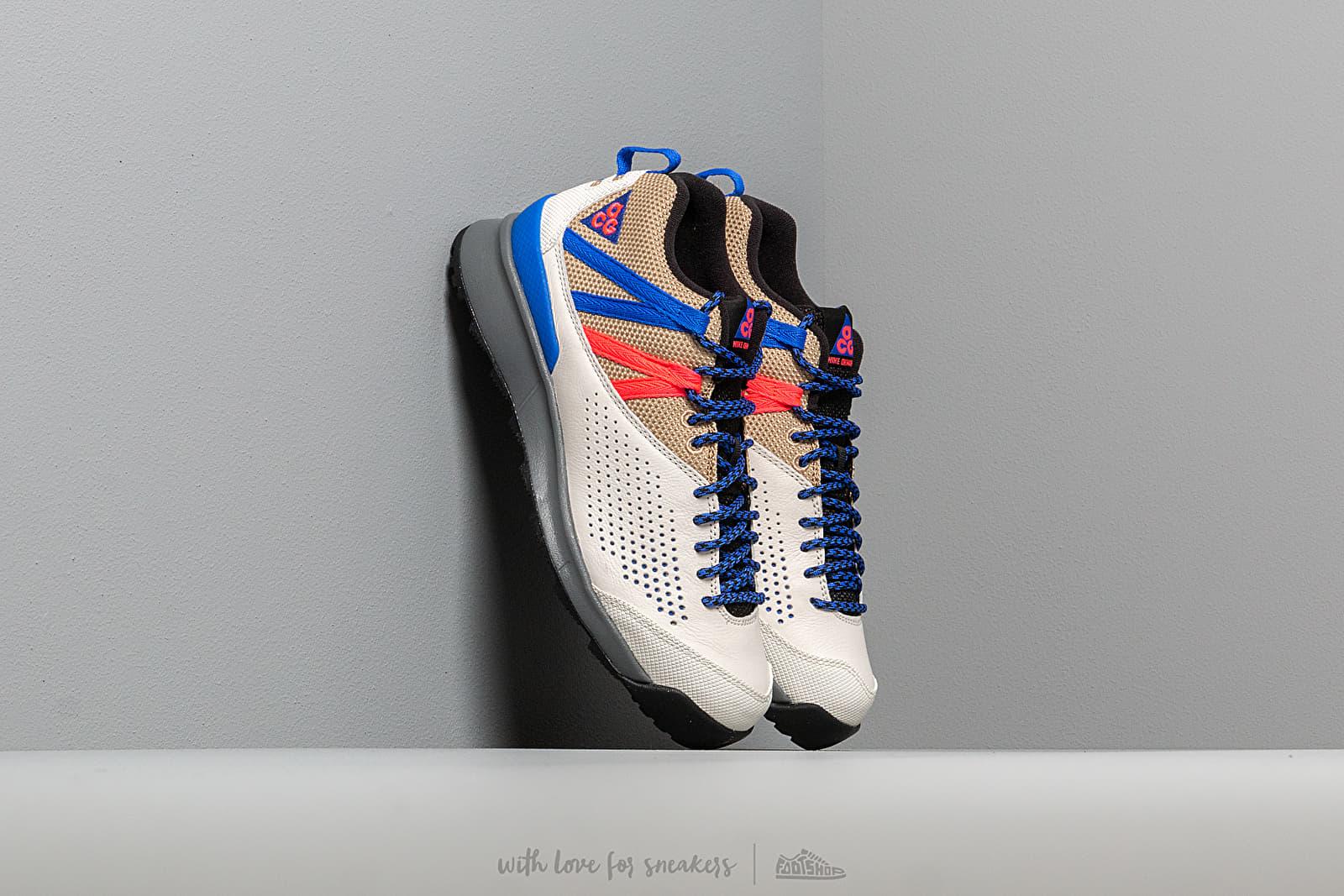 Men's shoes Nike Okwahn II Sail/ Racer Blue-Racer Pink-Desert
