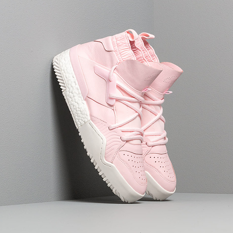 adidas x Alexander Wang Bball Clear Pink/ Clear Pink/ Core White