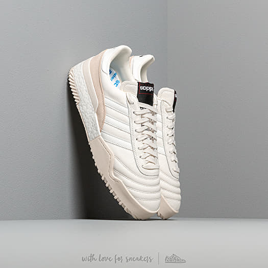 adidas x Alexander Wang Bball SoccerCore White Core White Clear Brown