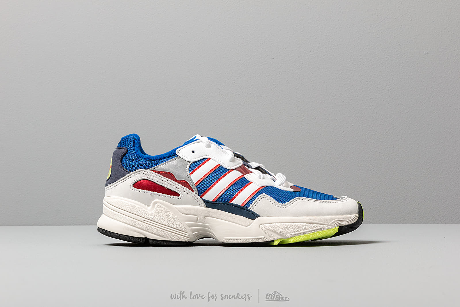 adidas Yung 96Clear Royal Ftw White Collegiate Navy